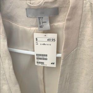 H&M Jackets & Coats - Linen blazer